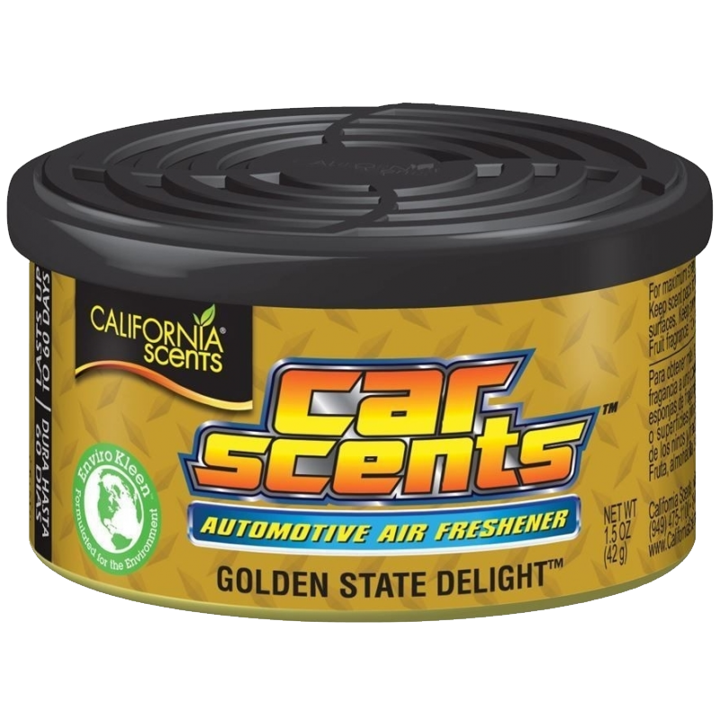 Vůně California car scents - Golden State Delight