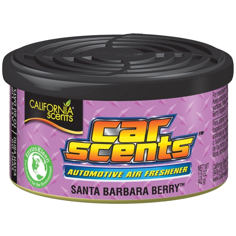 Vůně California car scents - Santa Barbara Berry