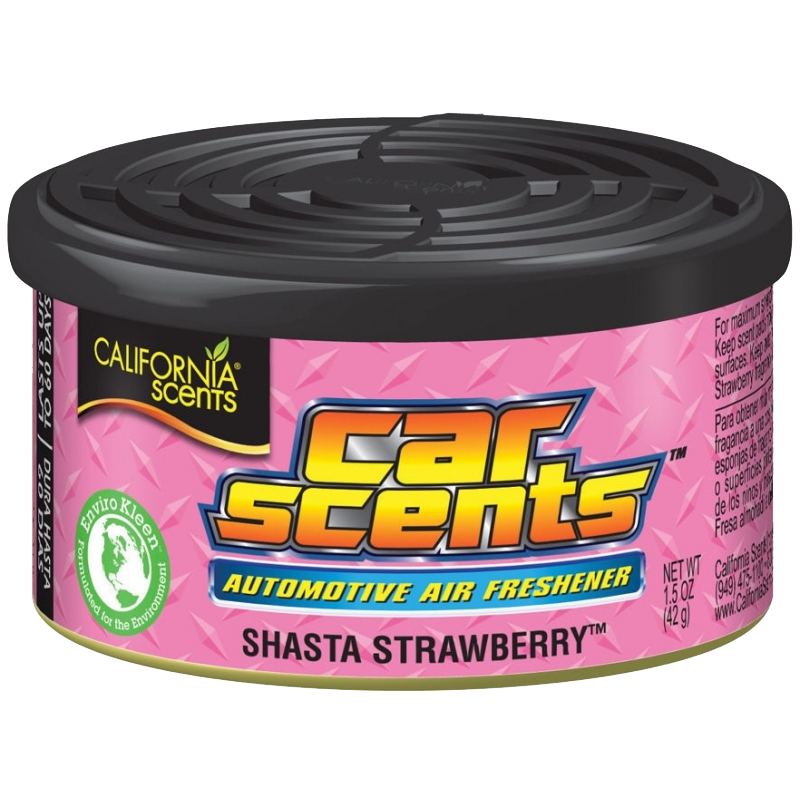 Vůně California car scents - Shasta Strawberry
