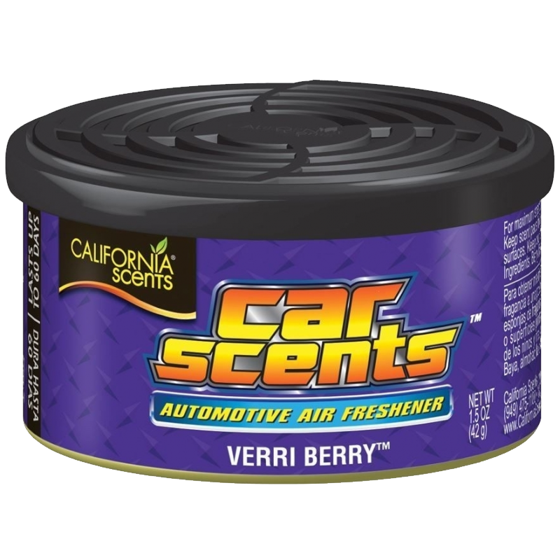 Vůně California car scents - Verri Berry