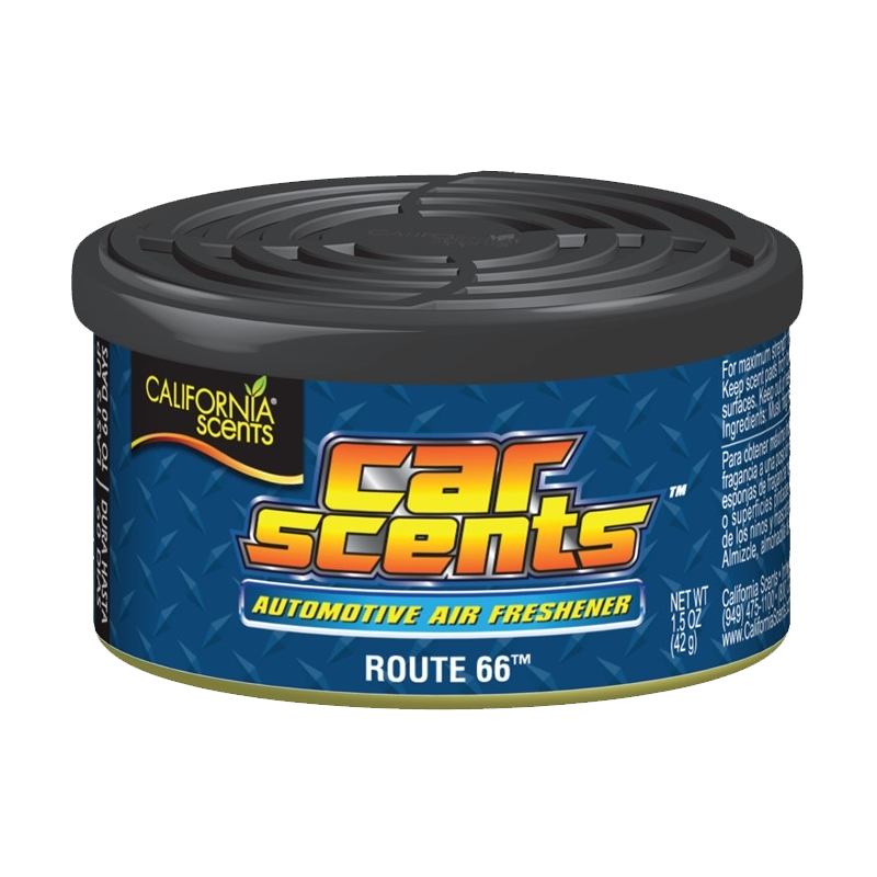 Vůně California car scents - Route 66