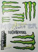 Monster Energy arch