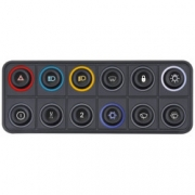 Ecumaster CAN keybord 12 buttons