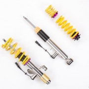 DDC - Plug & Play coilovers inox